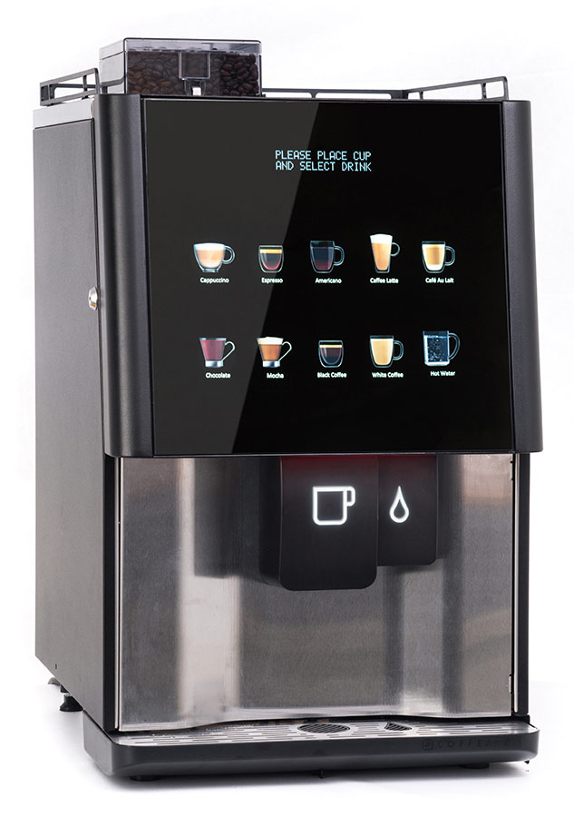 Aviano Bean To Cup Wellbeing Commercial Coffee Machines