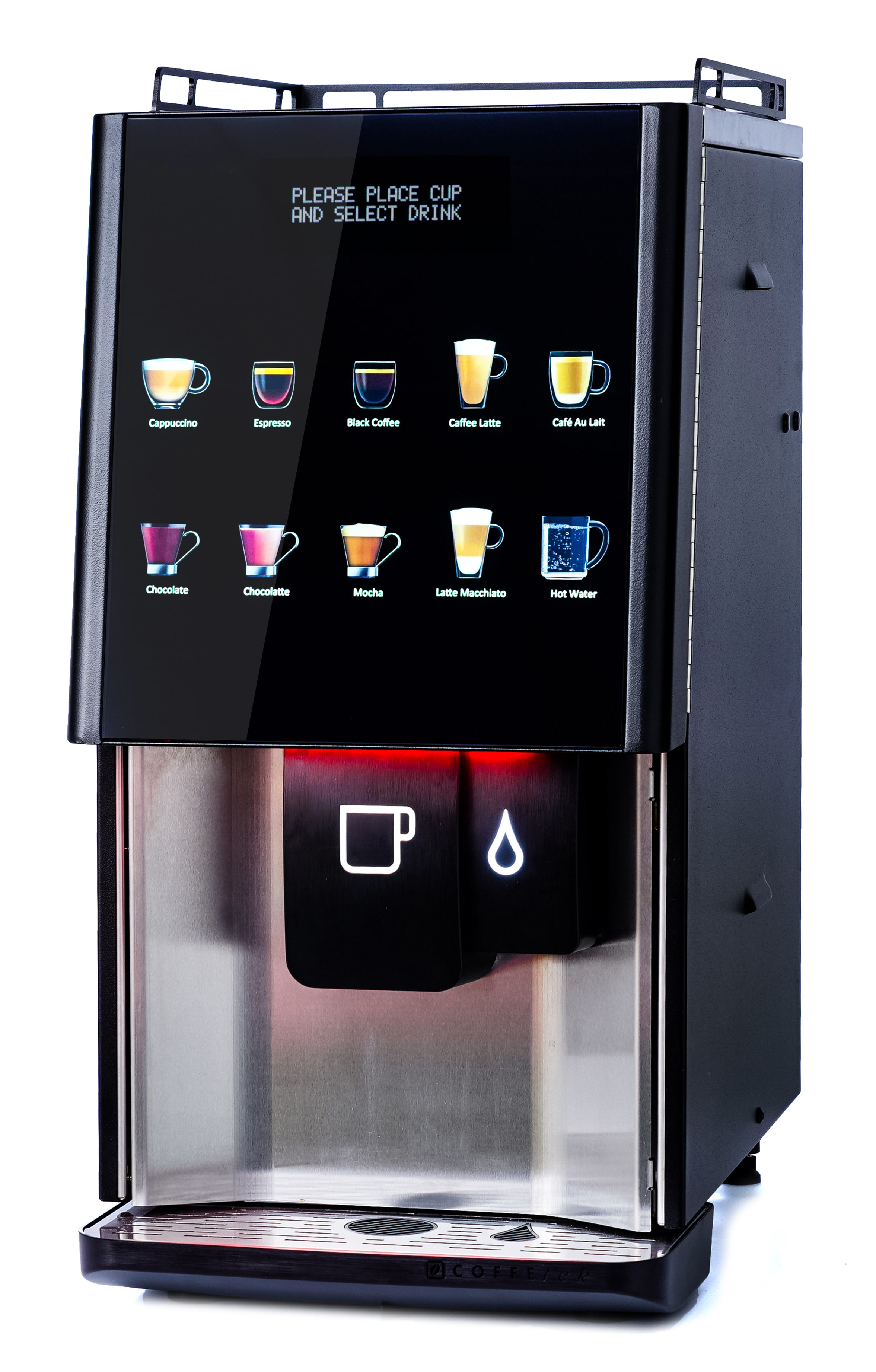 Aviano Instant Dual Wellbeing Commercial Coffee Machines