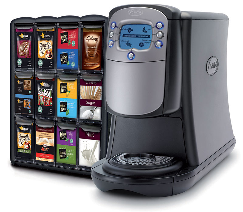 Flavia C400 Drinks Station Wellbeing Commercial Coffee