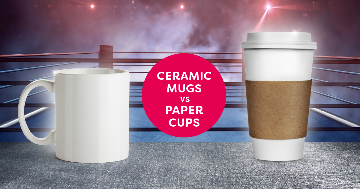 Disposable Cups Vs Reusable Mugs Which Is Best For Your